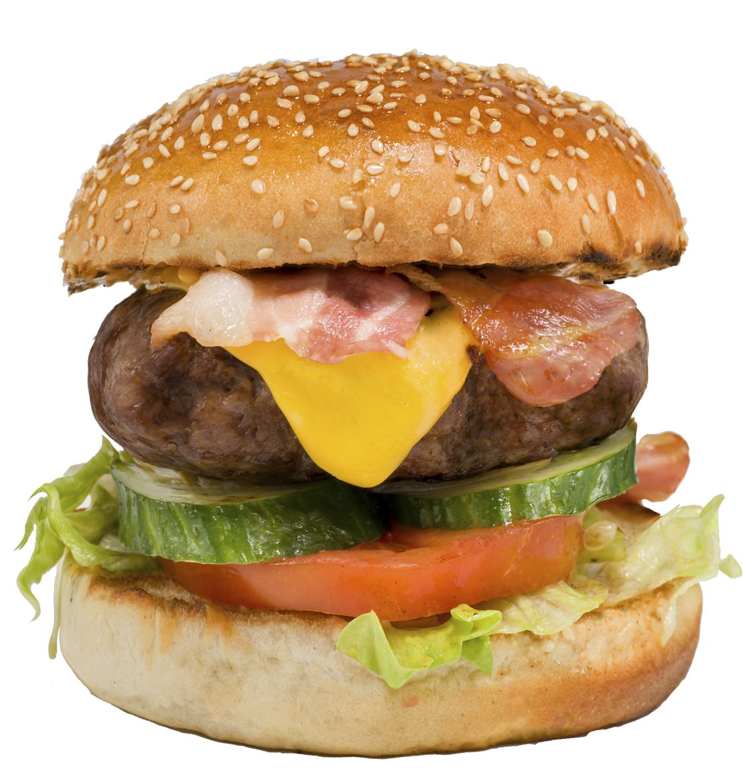 Bacon-cheese-burger